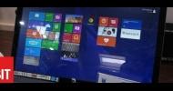 CeBIT: HannsG HT271HPB – Touchscreen der Superlative