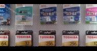 CeBIT: Toshiba zeigt schnelle 64 GB FlashAir-Karte