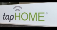 TabHome zeigt Sicherheitssystem mit GSM