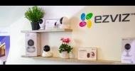 IFA 2018: EZVIZ zeigt umfangreiches Smart Home Sortiment