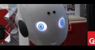 CeBIT 2014 – Roboy, Smarthome und Sensoren