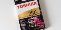 Toshiba Exceria PRO 256GB N502 SDXC II-Karte im Praxistest