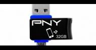 PNY präsentiert OTG-USB-Stick für PCs, Tablets und Smartphones