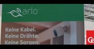 CeBIT 2015: Netgear zeigt kabelloses Überwachungssystem